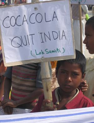 Coca-Cola Quit India